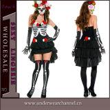 성인 여자 두개골 섹시한 공상 Theatrial 당 Halloween 복장 (TENN89126)