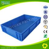 Пластмасовый контейнер голубого цвета сверхмощный для хранения электроники