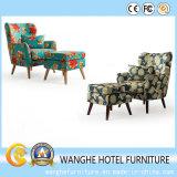 Restaurante de madeira de luxo Cadeiras de lazer para café / hotel