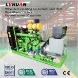 ISO 세륨 가스 발전기 고능률 생물 가스 발전기 가격