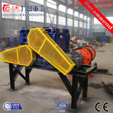 Am meisten benutzte Rollenzerkleinerungsmaschine der Minenmaschiene-vier für die Steinzerquetschung