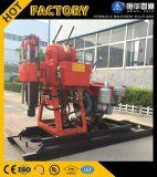 土調査のための井戸の鋭い機械