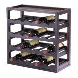 Wein-Zahnstange anstreichen kann auf festem Holz montiert werden