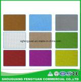 Tela não tecida do Polypropylene dos PP Spunbond com alguma cor
