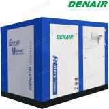 75HP ahorro de energía estacionaria Compresor a tornillo rotativo utilizado en la industria