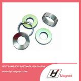 De super Sterke Aangepaste Magneet van het Neodymium NdFeB van de Ring van de Behoefte N42 N52 Permanente