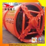 Tpd3500 Machine van het Opkrikken van de Pijp van de Aarde de Druk Evenwichtige