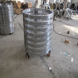 自由な鍛造材4340の鋼鉄リングの鍛造材