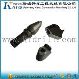 Dentes da broca de carvão que Trenching as ferramentas C31, C32, C31HD, U40HD, C34, C35