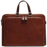 Top Quality Luxury Ostrich Genuine Leather Man Bag (S5009-B3139)