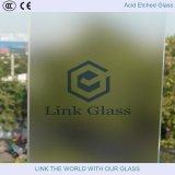 l'acido di 2mm-19mm ha inciso liberamente il vetro di vetro o glassato con la barretta