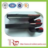 Scheda di gomma del pannello esterno di nastro trasportatore di estrazione mineraria del metallo
