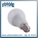 Bombilla LED Plástico + Aluminio E27 de 5W con el CE RoHS