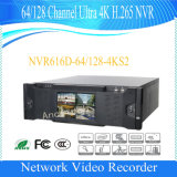 Dahua 128 Channel Ultra 4k H. 265 Surveillance NVR (NVR616D-128-4KS2)
