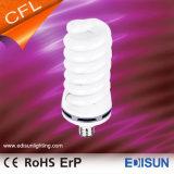 Luz energy-saving espiral cheia aprovada das lâmpadas T5 65W de RoHS CFL do Ce