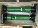 Cilindro hidráulico telescópico pequeno para caminhão basculante