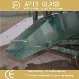 a manufatura de 3mm-12mm personalizou vidro Tempered dos escareadores da perfuração