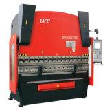 Máquina de dobra hidráulica da placa de metal com sistema de controlo de Delem Da52s