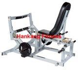 concentrazione del martello, strumentazione di ginnastica, macchina di forma fisica, body-building, vitello orizzontale eccellente (HS-3026)