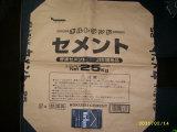 化学未加工Mater.のための25kgクラフト紙の合成PPによって編まれるパッキング袋