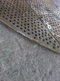 두꺼운 금속 격판덮개를 기계로 가공하는 다중 구멍