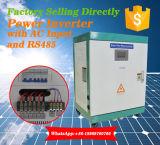 CC dell'invertitore 220V della batteria solare 30kw a 220VAC con Ce e la visualizzazione dell'affissione a cristalli liquidi