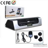 Compatibel systeem voor iPad/iPhone Hifi Audio Charger met Clock