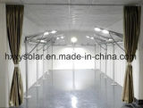 3 ans de garantie extérieure tous dans un réverbère solaire de DEL 15W