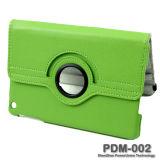 Высокое качество 360 вращающихся чехол для iPad mini (PDM-002)
