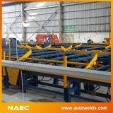 管Fabrication生産ライン(ステンレス鋼の管の生産ライン)