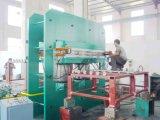 Prensa hidráulica de la placa, prensa de vulcanización