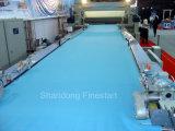 Textilfertigstellungs-Maschinerie-/Dampf-geöffneter Breiten-Verdichtungsgerät-Textilraffineur