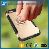 2017 caisses tournantes sèches tendantes de téléphone de support de Figner de boucle de produits pour la perfection de Huawei P10