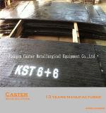 직접 공장 생성 높은 크롬 탄화물 합성 두금속 강철 플레이트