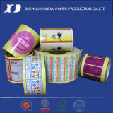 Thermal transfer label Hot of halls Thermal label