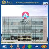 Edificio de oficinas prefabricado de la estructura de acero (JW-16202)