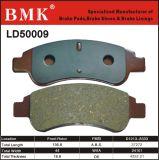 Stootkussen het van uitstekende kwaliteit van de Rem (LD50009)
