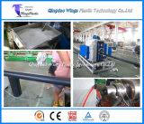 Tubulação do PE/HDPE que faz a linha fábrica da máquina/extrusão