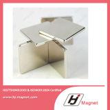 De sterke Permanente Gesinterde Magneet van NdFeB van het Borium van het Ijzer van het Neodymium van het Blok van de Zeldzame aarde
