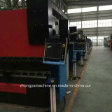 Máquina de dobramento Pbh-100ton/2500mm do CNC da imprensa hidráulica