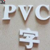 Знак доски PVC письма PVC фабрики самым лучшим подгонянный ценой