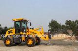 Mejor Vendedor Zl16f minicargadores Maquinaria de movimiento de tierras con Ce en Venta Precio más bajo