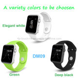 Digital Bluetooth Smart reloj teléfono con cámara y Multifunctions Dm09