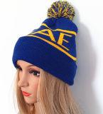 Um novo estilo, tampas de promoção desportiva Pac Beanie bola rápida e lã tecidos HAT