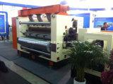 Colocação de papel ondulado maquinaria de acondicionamento de nível automático