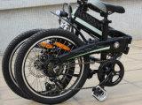 """20台の""""インチEの折るペダルの補助電気バイク"""