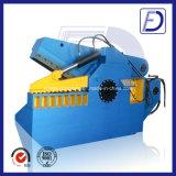 Máquina de corte de aço do cortador e do alumínio da tesoura da sucata