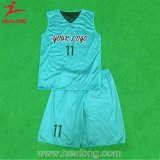 College Youth Basketball Jersey Uniform Custom Basketball Team Set Design