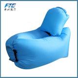 Do sofá inflável rápido ao ar livre do ar da forma do barco saco preguiçoso