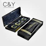 Piano alta de lujo de la laca perfume de la caja de madera